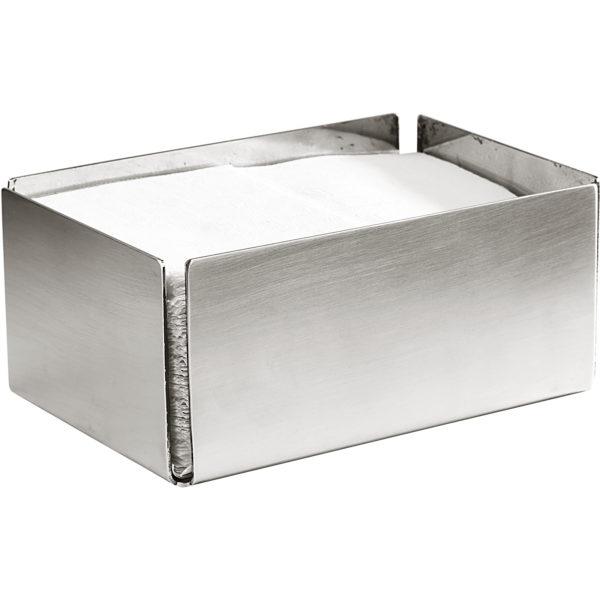 Çelik Dispenser Peçetelik 304 GRV 195
