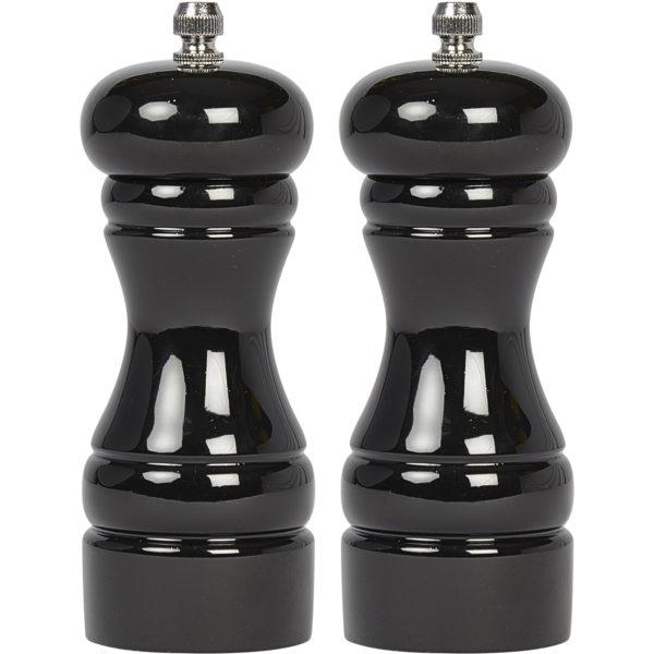 Karabiber Değirmeni Siyah ikili 13 cm BRD 233 2