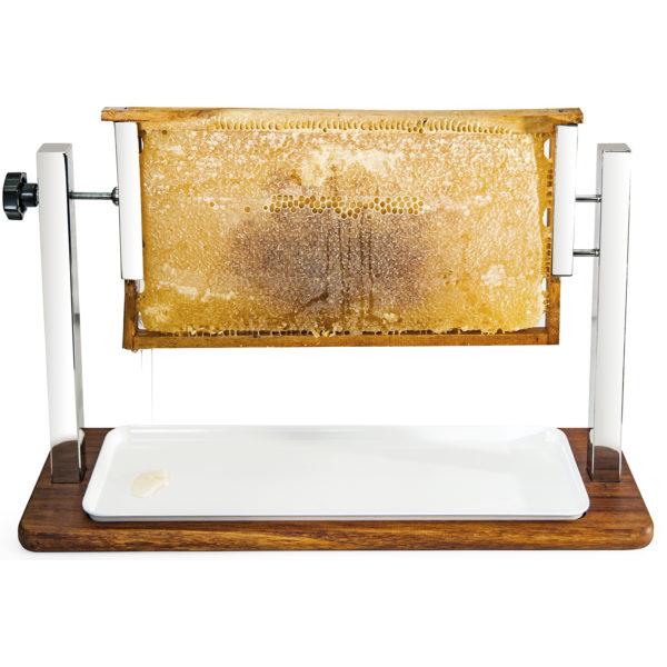 İreko Petek Bal Standı Ireko Honeycomb Stand 62x22xH36 cm GRV 2418