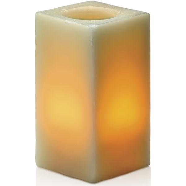 Ledli Mum Şamdanlık GRV L F3060 15 cm