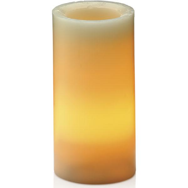 Ledli Mum Şamdanlık GRV L Y3060 15 cm