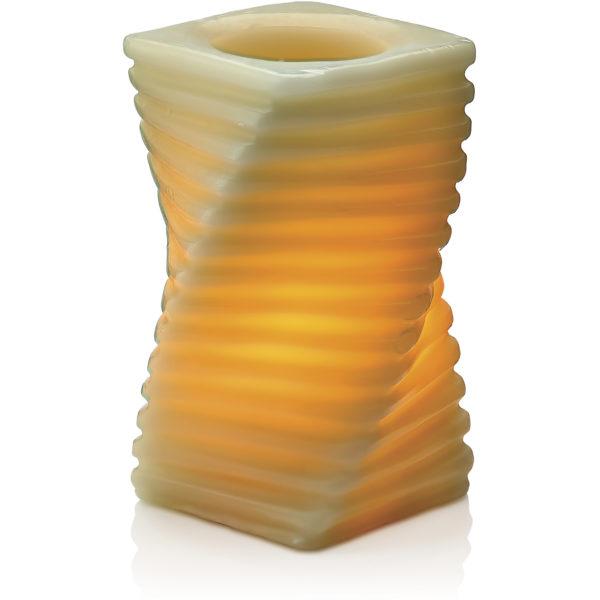 Ledli Mum Şamdanlık GRV LFX1115 15 cm