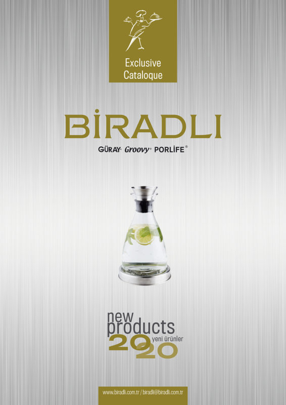 biradli exclusive 2020 catalog
